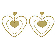 Fashion Heart cute Earrings