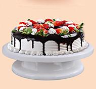 Проигрыватели Для торта ПластикHalloween Свадьба День рождения Праздник Пасха Новый год День Святого Валентина День Благодарения