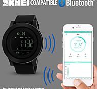 SKMEI Men's Sport Watch Dress Watch Smart Watch Fashion Watch Digital Watch Japanese DigitalCalendar Water Resistant / Water Proof Alarm