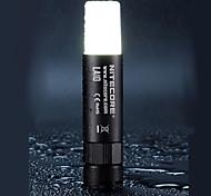 LA10 Светодиодные фонари LED 135 Люмен 3 Режим Cree Мини Перезаряжаемый Поворот на 360° Компактный размер Диммируемая для