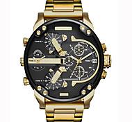 Mujer Hombre Reloj Deportivo Reloj Militar Reloj de Vestir Reloj de Moda Reloj de Pulsera Reloj Pulsera Reloj creativo único Reloj Casual