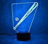 Lampes de nuit LED Night Light Lumières USB-0.5W-USB