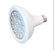 18W LED лампа для теплиц PAR38 Высокомощный LED 600 lm Двойной цвет источника света V 1 шт.