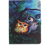 For Apple New iPad 9.7 2017 Case Fashion Cartoon Case Smart Cover Funda Tablet Leather Flip Stand Case For ipad2345/ipad mini 234/pro 9.7