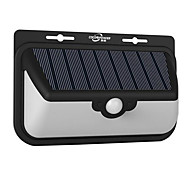 Solar Wall Light Outdoor Human Body Sensing Light Home Solar Lighting Streetlight 48 Led Courtyard Landscape Light