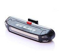 Bike Lights Rear Bike Light LED LED Cycling Outdoor Water Resistant LED light Color-Changing Lithium Battery USB 100 Lumens USBBlue Red