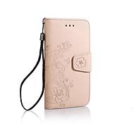 Для iphone 7 плюс 7 кейс для карточек с чехлом для карточек с подставкой с флип-тиснением с корпусом из натуральной кожи с твердым