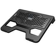 Устойчивый стенд для ноутбука Другое для ноутбука Macbook Ноутбук Стенд с адаптером Подставка с охлаждающим вентилятором Металл