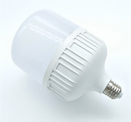1pcs 50W E27 LED Globe Bulbs 3600lm Cool White Decorative Energy Saving Lamps Wall Lighting for Home Christmas Light AC220V