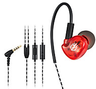 ShouWang S2 In-Ear Headphones  Sports Waterproof Headset Running Headset Noise Reduction Headset Subwoofer