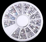 pinpai наклейки для ногтей смешанные украшения украшения стразы жемчуг косметический дизайн