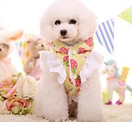 Dog Coat Dog Clothes Keep Warm Cartoon