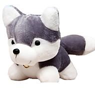 Мягкие игрушки Куклы Игрушки Собаки Животный принт Универсальные Куски
