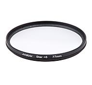 Набор фильтров andoer 77mm set uv cpl star 8-точечный набор фильтров с футляром для камеры canon nikon sony dslr