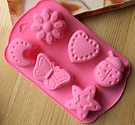 Pie Tools Novelty Cooking Utensils Cake For Cupcake Silica Gel Baking Tool High Quality Novelty
