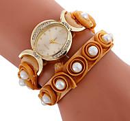 Fashion Casual Unique Luxury Fabric Band Watches Ladies Quartz Watch Women Wristwatches Relogio Feminino Bracelet Watch