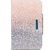 Для яблока ipad pro 9.7 '' ipad pro 10.5 '' air air2 чехол чехол для песка шаблон pu материал для кожи яблоко плоская защитная оболочка