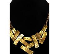 Жен. Ожерелья с подвесками Ожерелья-цепочки Заявление ожерелья СплавУникальный дизайн В виде подвески Дружба Elegant Прочный Сексуальные