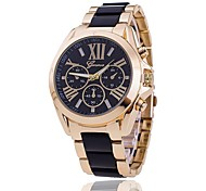XU Neutral Quartz Alloy Steel Belt Wrist Watch Dress Watch