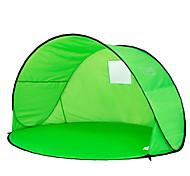2 человека Световой тент Один экземляр Палатка Тент для пляжа Ультрафиолетовая устойчивость Дожденепроницаемый Защита от пыли 1000-1500 мм