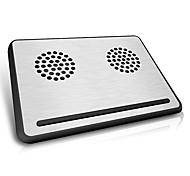 Устойчивый стенд для ноутбука Другое для ноутбука Macbook Ноутбук Всё в одном Подставка с охлаждающим вентилятором Алюминий