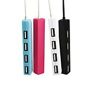 4 порта USB-концентратор USB 2.0 С чтения карт (ы) Центр данных