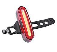 Велосипедные фары Waterproof бар ограничительные огни Задняя подсветка на велосипед задние фонари LED - ВелоспортПерезаряжаемый