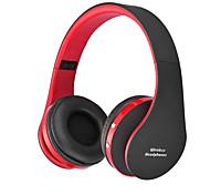 Nx8252 headband беспроводные наушники гибридный пластиковый мобильный телефон наушник складная шумоизолирующая гарнитура