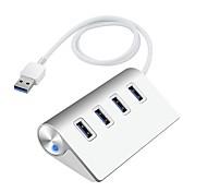 4 порта USB-концентратор USB 3.0 Экстраполятор Защита входа Защита от выхода за пределы диапазона Центр данных