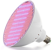 30W E27 LED лампа для теплиц 500 SMD 3528 3000-3600 lm Красный Синий V 1 шт.