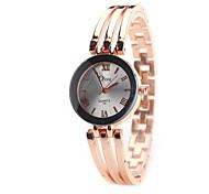 Жен. Нарядные часы Модные часы Наручные часы Имитационная Четырехугольник Часы Китайский Кварцевый Имитация Алмазный сплав Группа Heart