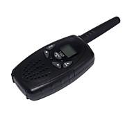 Для ношения в руке VOX LCD дисплей Сканер 1,5 - 3 км 1,5 - 3 км 2 ед. Walkie Talkie Двухстороннее радио