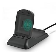 для зарядного устройства для док-станции для фиттинга 5v 1a с кабелем 150 см для iphone 8 7 samsung galaxy s8 s7
