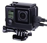 Экшн камера / Спортивная камера Кейсы с подставкой Для Gopro 4 Gopro 3 Gopro 3+ Бег Шоссейные велосипеды Охота Катание на лыжах