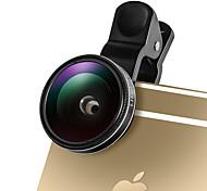 Объектив объектива объектива lq-036 объектива lq-036 алюминиевый 15x 0.03m комплект объективов камеры мобильного телефона для смартфонов