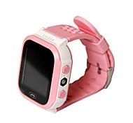 Детские часы Защита от влаги Сенсорный экран GPS Многофункциональный Хендс-фри звонки SOS будильник Напоминание о звонке Bluetooth 3.0