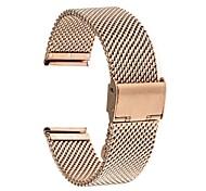 Для часов huawei 2 20-миллиметровая часовая группа для часов huawei 2 браслет из металлической сетки из нержавеющей сетки