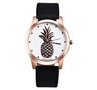 Жен. Модные часы Уникальный творческий часы Повседневные часы Китайский Кварцевый Секундомер Защита от влаги Кожа Натуральная кожа Группа