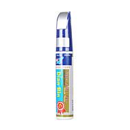 billack penn bil repor lagning-touch-färgklick för vw-audi ly7w-ljus silver