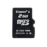 2gb kingston tarjeta de memoria microSD