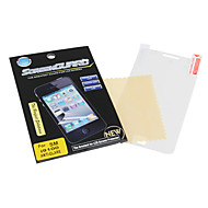 Crystal Clear LCD Screen Protector w/ Cleaning Cloth for