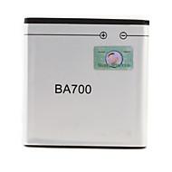 소니 errison을위한 3.7V 1500mah 리튬 이온 배터리 ba700