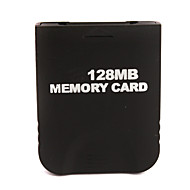 128 MB de tarjeta de memoria para wii gc