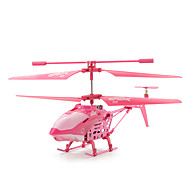 3,5 Channer afstandsbediening helikopter (roze)