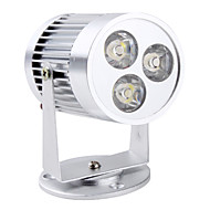 3 W 3 High Power LED 270 LM Warm White Track Lights AC 85-265 V