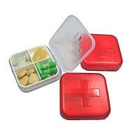 Four Cell Medicine Box