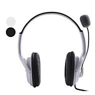 Auriculares Universales USB con Micrófono para PS3 y PC (Negro)