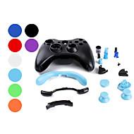 Ersatz Gehäuse Case für Xbox 360 Controller (farbig sortiert)