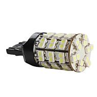 T20 Coche Blanco 3.5W SMD 3528 5800-6300 Luz de Direccional Luz de Freno
