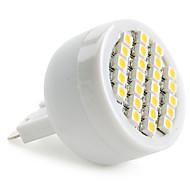 1.5W G9 LED Spotlight 24 SMD 3528 60 lm Warm White AC 220-240 V